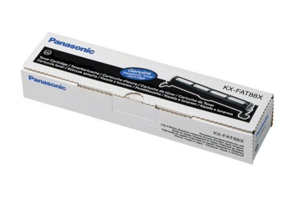 Panasonic KX-FAT88X Toner (ca. 2.000 Seiten)