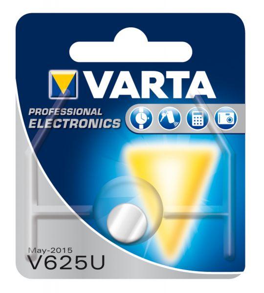 VARTA Knopfzellenbatterie Electronics V625 U (SR57) Alkaline