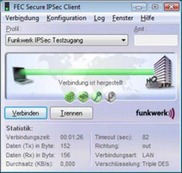 bintec Secure IPSEC-VPN-CLIENT10