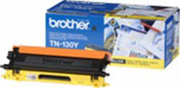 Brother Toner TN-130Y Gelb (ca. 1500 Seiten)