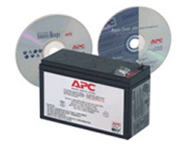 APC - Ersatzbatterie-Kit RBC2