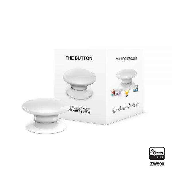 FIBARO The Button weiß