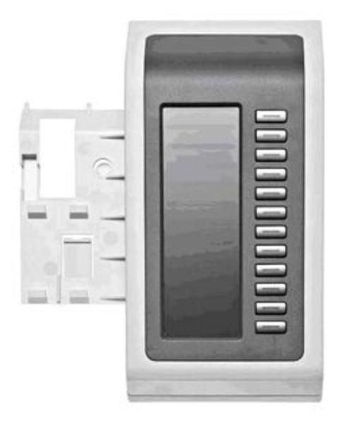 OpenStage Key Module 40 Eis-Blau CUC120